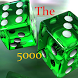 Le 5000 points by FredB