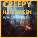 Creepy Halloween Wallpaper by AppxMaster