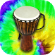 Djembe Drum Jam by SyncerPlay