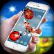 Ladybug On Screen Funny Joke - Bugs in Phone Pro by Code Star Studio
