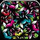 New HD Neon Flower Walllpapers by Creative Flow LTD