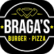 Braga's Burger Pizza by Appz2me