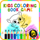 Coloring Book Game : Alphabet Animals by Kids Game Clover