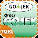 Cara Order Pesan Gojek by Tori Dev