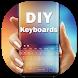 DIY Custom Keyboard by HD Theme launcher Creator