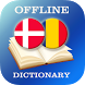 Danish-Romanian Dictionary by AllDict