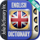 Offline English Dictionary by Julia Dictionary Inc