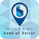 CheckIn&Win by Bank of Beirut by Bank Of Beirut
