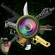 Gun Camera Game by Ninja Gun Games
