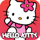 Hello kitty weather - cat Forecast Widget Radar pp by Weather Widget Monster Hunter- Radar , storm , ice
