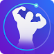 4 Day Gym Bodybuilding Split Workout by Creative Apps, Inc