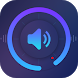 Volume Booster with Loud Effects, Sound Equalizer by Intro Maker Studio