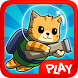 Nyan Force - Action Game by NowGamez.com