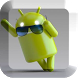Android Man)) Animation LiveWP by Studio Wallpaper Design