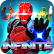 Infinite Crystals - War of Superheroes with Chaos