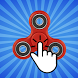 Fidget Spinner Clicker Collector Edition by GRX