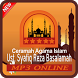 Kumpulan Ceramah Ust.Syafiq Reza Basalamah 2017 by FM Media Labs