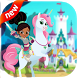 Nella the Princesse with horse by +5 000 000 downloads