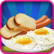 Breakfast Kitchen Cooking Chef by Smile Stones Studio