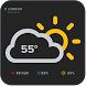 Weather & Real Time Live Forcast With Navigation