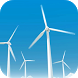 Windmills Video Wallpaper