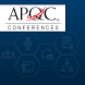 APQC Conferences by EventRebels