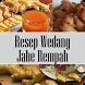 Resep Wedang Jahe Rempah by Mukhajad Media