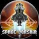 Space corsair by Jocelyn Demoy