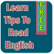Learn Tips To Read English by elizapps