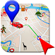 GPS route tracker and navigator by creative sol