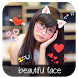 Cat Face - photo frame by MovieMaker.Inc