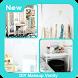 DIY Makeup Vanity by MAHA Studio