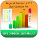 Gujarat Election 2017 Opinion Poll by Metro App Infosoft