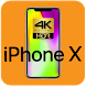 Launcher For Iphone X 4K