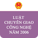 Luật Chuyển giao công nghệ 2006 by saokhuedl