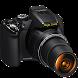 Mega Zoom HD Camera (New)