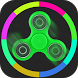 Fidget Spinner: Finger & Hand Spin Free Game by Gamerguru