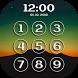 Lock Screen Clock by Thalia Premium Photo Montage