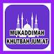 MUKADDIMAH KHUTBAH JUM'AT by JBD Kudus Studio