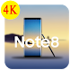 Launcher For Samsung Galaxy Note 8 4K