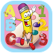 Alphabet and Numbers For Kids by MCARTGAMES
