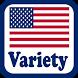 USA Variety Radio Stations by Canada Network Radio