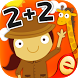 Animal Math Games for Kids Learning Math Games by Eggroll Games