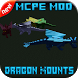Dragon Mounts Mod for MCPE by Max apps studio