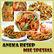 Aneka Resep Mie Spesial