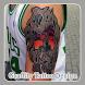 Graffiti Tattoo Design by khalisa