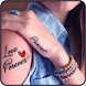 Tattoo My Photo with My Name for Boys & Girls by Android Innovative Solutions