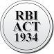 The Reserve Bank of India Act by Rachit Technology