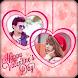Valentine Day Photo Editor -Romantic Love DP Maker by Photo Video Zone
