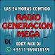 Radio Generacion Mega by Servicios Ilimitados Bolivia
